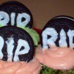 Photo of halloween themed desserts