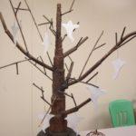 Photo of halloween tree art