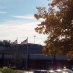 Autumn photo of Buckeye Hills Career Center building