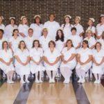 Photo of nursing students