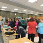 Photo of Buckeye Hills Career Center students